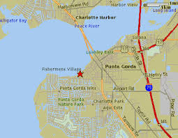 punta gorda fl map harpoon harry s restaurant and sports bar located in fisherman s