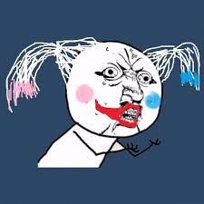 Meme Generator Y U No - y u no harley quinn suicide squad blank template imgflip