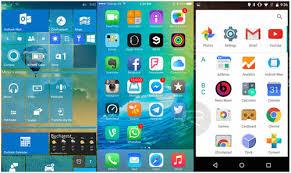 chrome os vs android windows 10 mobile vs ios 9 vs android m winner of mobile os battle