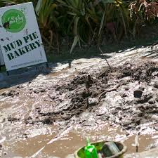 diy temporary mud pits nature play qld