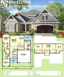 architectural design home plans plan 51742hz 3 bed acadian home plan with bonus garage