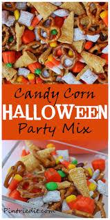 candy corn halloween party mix pintriedit