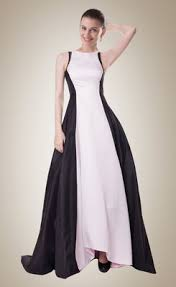 simple dresses best fancy simple black and white taffeta black wedding dress