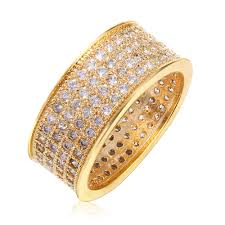 Best Wedding Ring Stores by Key Rings Ladies Copper Ring With Cubic Zircon Rings New Designer