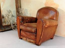 awesome distressed leather chair 92 with additional sofa table