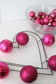 ornament wreath s crafty