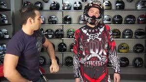 2014 fox motocross gear fox racing 360 jersey u0026 pants review at revzilla com youtube