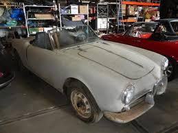 alfa romeo giulietta classic classic 1962 alfa romeo giulietta spider cabriolet roadster for