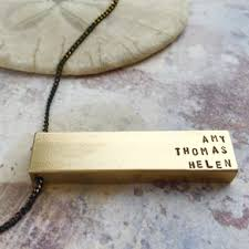 kids name necklaces engraved necklaces engraved pendants custommade