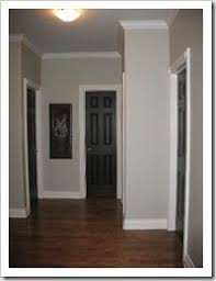Interior Door Stain Interior Doors White Molded Panel Doors With Dark Stained Casing