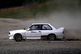 Bmw M3 E30 - chris harris building the e30 m3 rally car