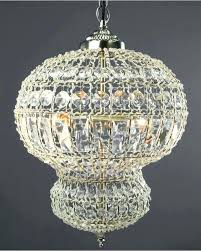 Sphere Chandelier With Crystals Sphere Chandelier Click To Expand Wire Sphere
