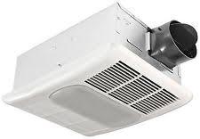 Harbor Breeze Bathroom Fan Harbor Breeze 80 Cfm 3 Sones Bath Fan Heater U0026 Light 7109 01 L