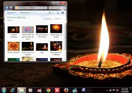 diwali 2015 theme for windows 10 windows 8 and windows 7