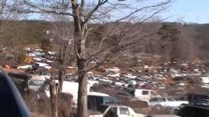 junkyard car youtube worlds biggest junk yard youtube