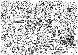 odd and indescribable coloring pages printable