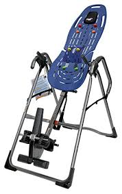 teeter inversion table amazon teeter ep 960 ltd inversion table with back pain relief kit teeter