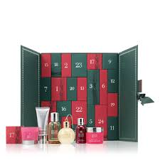 limited edition cabinet of scented luxuries advent calendar