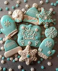 584 best navidad images on pinterest decorated cookies