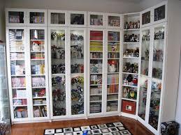 Revolving Bookcase Ikea Ikea Billy Bookcase Glass Doors