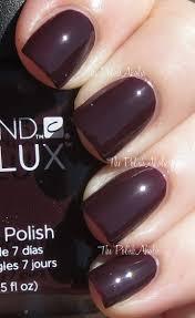 cnd vinylux fedora nails pinterest cnd vinylux
