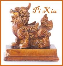 pixiu statue pi xiu pi yao for wealth protection and fortune