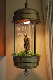 Crazy Lamps history u0027s dumpster rain lamps