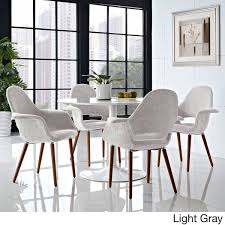 taupe dining armchair set of 4 free shipping today overstock