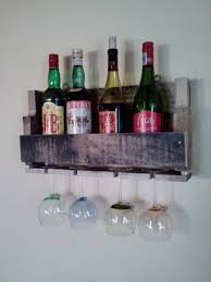 Diy Wood Wine Rack Plans by Tips Rustic Wine Rack Diy Stemware Rack Pallet Wine Rack