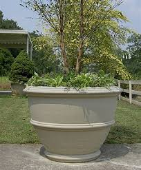 architectural mammoth contemporary planter