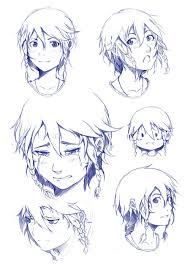 manga face expressions by ombobon on deviantart