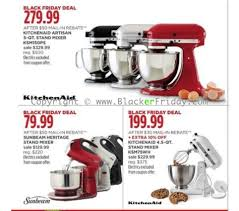 kitchenaid mixer black friday 2017 sale deals cyber week 2017