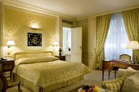 chambre d hotel luxe hôtel san régis gourmets co