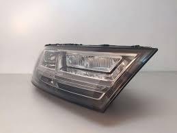 audi headlights audi q7 4m full led headlights 2015 xenonled eu