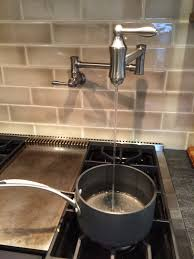 pot filler lean my lean kitchen