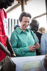 our patron princess anne save the children uk