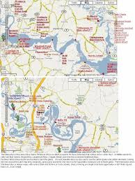 Map Of Jamestown Virginia by James River Cats