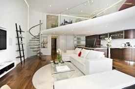 study interior design knightsbridge apartment with mezzanine study idesignarch