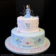 beautiful princess birthday cakes ideas image