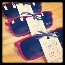wedding favor sunglasses luster designs wedding social baby and much more