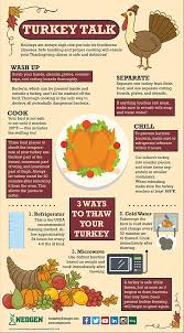 infographic food safety tips your guests will be thankful for