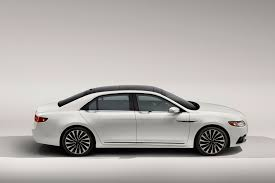 by design 2017 lincoln continental