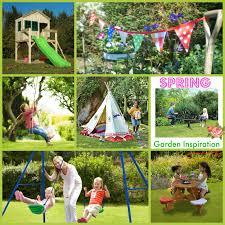 spring garden inspiration outdoor toys evans crittens family