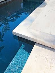 a resort style chic pool with beautiful simplicity completehome