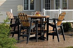 Bar Height Patio Furniture Sets Bar Height Patio Dining Sets To Enjoy Outdoor Outside Table Andirs