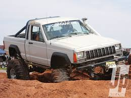 1988 jeep comanche pioneer 4x4 lifted jeep comanche 4x4 build ideas truck pics suspension off