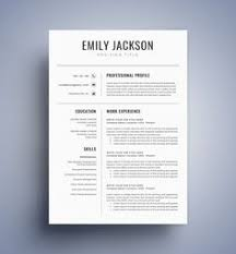 Two Page Resume Example by 70 Well Designed Resume Examples For Your Inspiration Resume