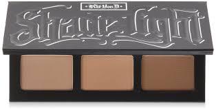 kat von d shade light eye contour palette amazon com kat von d shade light eye contour palette beauty