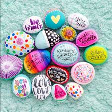 hello wonderful 10 inspiring painted rocks for spreading kindness