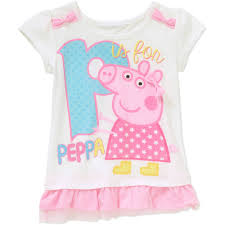 peppa pig 4 piece toddler bedding set walmart com